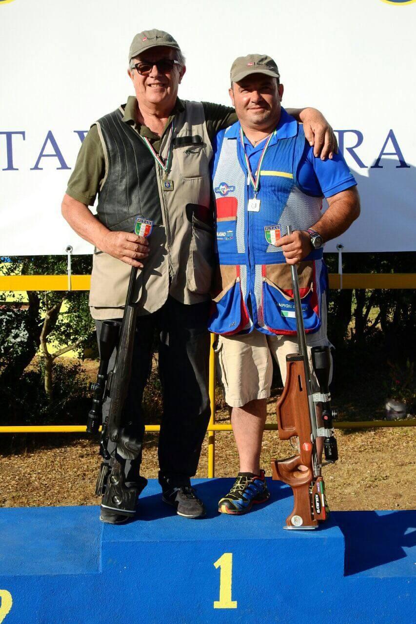 Gianluca Anzuini e Giancarlo Bodecchi sul podio dei vincitori 2017